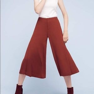 Anthropologie | The Essential Culotte Size 4